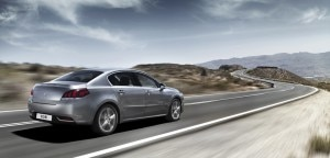 Peugeot 508 Driving Experience