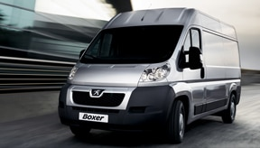 Peugeot Small Boxer